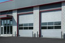 Your commercial garage door matters more than you think