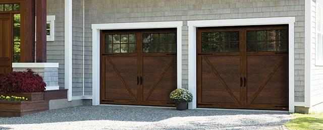 Wide Choice Of Garage Doors In St Catharines Regional Doors